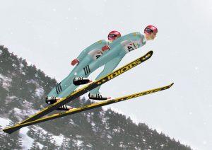Ski Jumping Pair Official DVD
