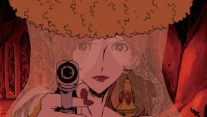 LUPIN the Third :The Woman Called Fujiko Mine
